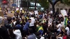 Manifestação na Avenida Paulista dia 20 de junho de 2013. Foto: Marcos Santos/USP Imagens