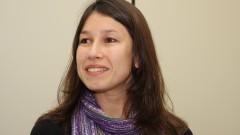Dra. Cristiana Bertazoni Martins, dirigente e membro-efetivo do CEMA, da FFLCH
