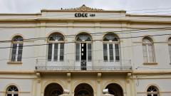 Fachada do Centro de Divulgação Científica e Cultural (CDCC) da USP de São Carlos. Foto: Marcos Santos.