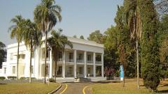Museu da Escola Superior de Agricultura Luiz de Queiroz (ESALQ - USP), em Piracicaba, interior de São Paulo. Foto: Marcos Santos.