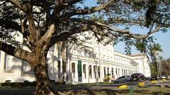 Museu da Escola Superior de Agricultura Luiz de Queiroz (ESALQ - USP), em Piracicaba, interior de São Paulo. Foto: Marcos Santos