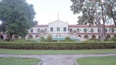 Faculdade de Medicina de Ribeirão Preto da USP em 2002. Foto: Acervo CCRP