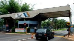 Entrada (portaria) do campus da USP em Ribeirão Preto, interior de São Paulo. Foto: Marcos Santos.