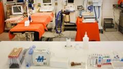 Equipamento no Laboratório de Anestesiologia da Faculdade de Medicina da USP.