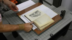 Digitalização de livros – Biblioteca Digital