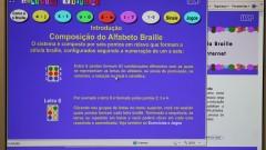 Site do Braille Virtual.