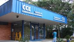 Fachada CCE - Centro de Computação Eletrônica.