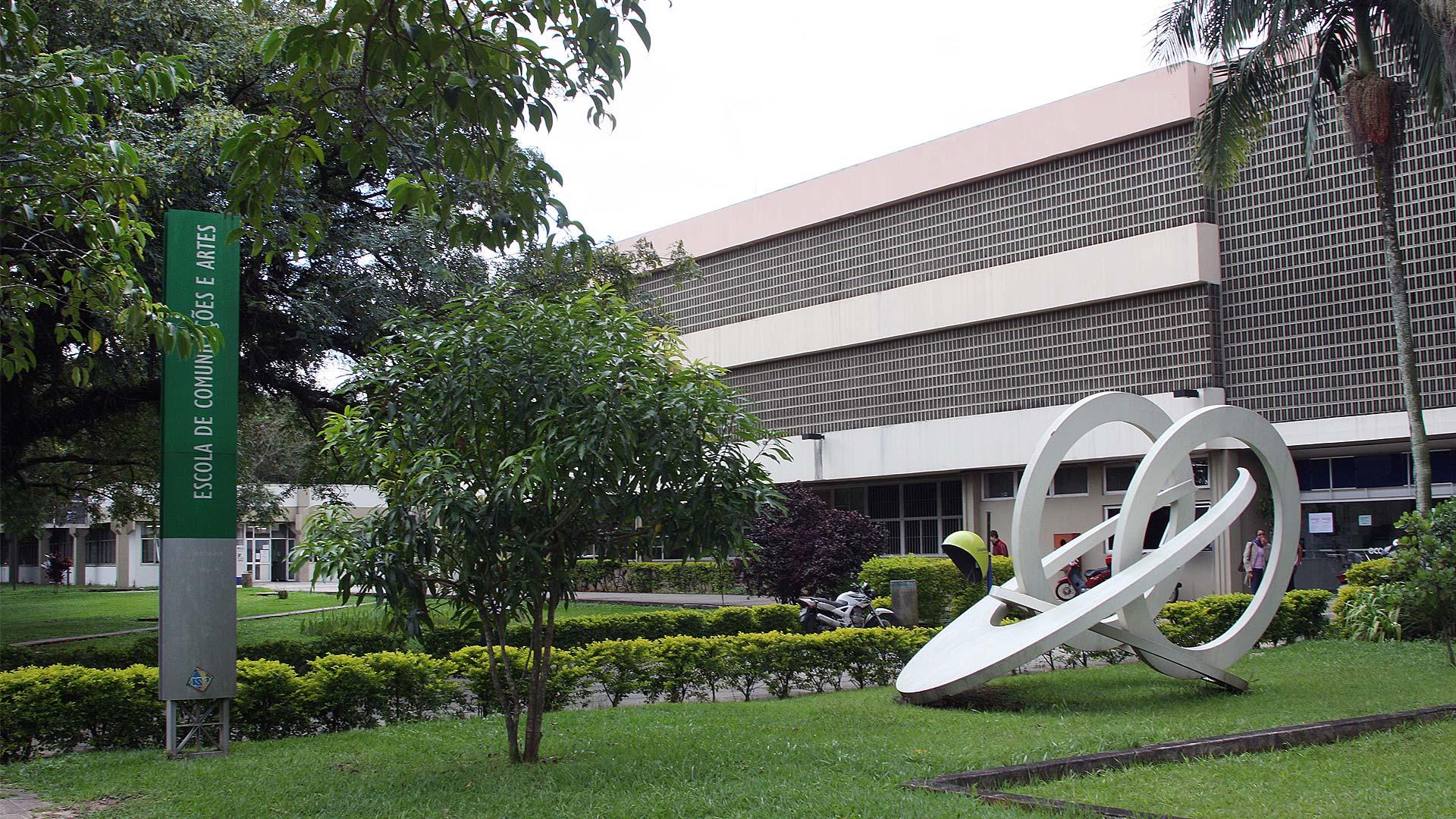 Escola De Comunica 231 245 Es E Artes I Eca 187 Usp Imagens