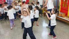 Centro de Convivência Infantil Prof. Ignez Pettená - I. Foto:Marcos Santos/USP imagens