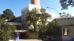 Panorâmica da Escola de Enfermagem da USP