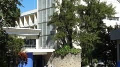Entrada da Escola de Enfermagem da USP