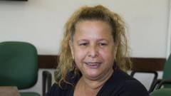 Professora Dra. Maria Helena F. de A. Bastos, coordenadora do Laboratório de Dramaturgia do Corpo (LadCor) da Escola de Comunicações e Artes (ECA). Foto: Marcos Santos / USP Imagens