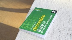 dicionário Livre do Santome - Português. Foto: Marcos Santos/USP Imagens