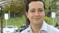 Professor Gabriel Antunes de Araujo. Foto: Marcos Santos/USP Imagens