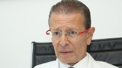 Dr. Wagner Farid Gattaz. Prof. Titular do Depto. de Psiquiatria da FMUSP e Presidente do Conselho Diretor do Instituto de Psiquiatria. Foto: Marcos Santos/USP Imagens