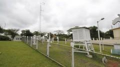 Estação Meteorológica do IAG. Foto: Marcos Santos/USP Imagens