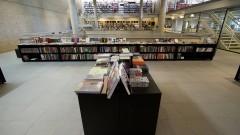 Nova Livraria João alexandre Barbosa. Foto: Marcos Santos/USP Imagens