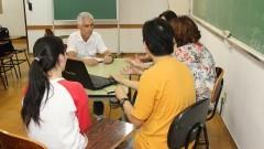 Professor Júlio da Motta Singer do Centro de Estatística Aplicada. Foto: Marcos Santos/USP Imagens