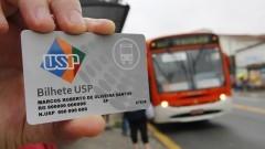 Bilhete único próprio para ônibus circulares. Foto: Marcos Santos/USP Imagens