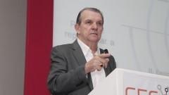GECOM. Palestra de encerramento com o professor Carlos Vogt (Unicamp). Foto: Marcos Santos/USP Imagens