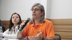 Relatoria dos Grupos de trabalho do  Encontro de Gestão de Comunicação. Foto: Marcos Santos/USP Imagens