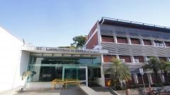 Fachada do IFSC - Instituto de Física de São Carlos. Foto: Marcos Santos/USP Imagens