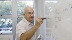 Professor Jefferson Antonio Galves do NUMEC - Núcleo de Apoio à Pesquisa em Modelagem Estocástica e Complexidade. Foto: Marcos Santos/USP Imagens