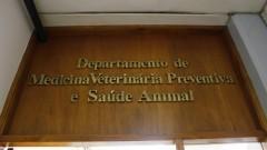 Laboratório - Depto. de Medicina Veterinária Preventiva e Saúde Animal. Foto: Marcos Santos/USP Imagens