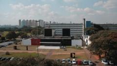 Sede do MAC na Cidade Universitária. Foto: Marcos Santos/USP Imagens