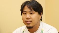 Walter Akio Goya instrutor do LASSU. Foto:Marcos Santos/USP Imagens