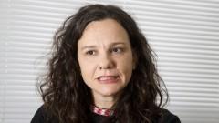 A diretora de teatro documental Cris Esteves. Foto: Marcos Santos/USP Imagens