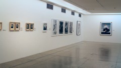 A exposição FOTÓGRAFOS DA CENA CONTEMPORÂNEA reúne 63 fotografias que pertencem à coleção do Banco Santos que se encontra sob a guarda provisória do Museu. Foto:Marcos Santos/USP Imagens