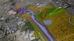 Mapeamento de relevo e uso da terras