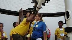 Espaço astronomia