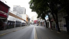 Rua Augusta em São Paulo. Foto: Marcos Santos/USP Imagens