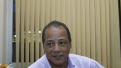 Professor Dr. Roberto da Silva. Foto: Marcos Santos/USP Imagens
