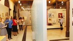 Exposição comemorativa aos 30 anos do SIBiUSP. foto: Marcos Santos/Usp Imagens