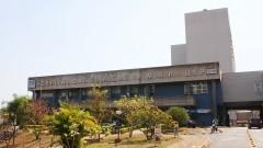 Fachada da entrada do Hospital das Clínicas da Faculdade de Medicina de Ribeirão Preto da Universidade de São Paulo (HCRP – USP), localizada na cidade de Ribeirão Preto, no interior do estado de São Paulo. Foto: Marcos Santos.