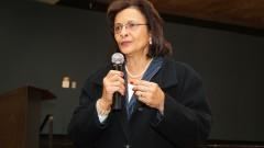 Pró-reitora de Graduação Profa. Dra. Telma Maria Tenorio Zorn. Foto:Marcos Santos/usp imagens