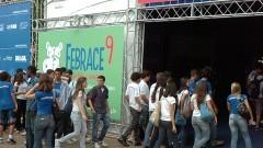 Abertura da 9ª FEBRACE. Foto: Francisco Emolo / Jornal da USP