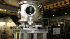 Acelerador de Partículas. Foto:Marcos Santos/usp imagens