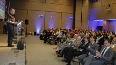 Prêmio Nobel de Química – Palestra de Aaron Ciechanover no Instituto de Radiologia da HCFMUSP (InRad)