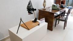 Ampliador Opemus Meopta. Museu de Computação Professor Odelar Leite Linhares. 2017/10/05 Foto Marcos Santos/USP Imagens