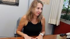 Ana Paula Hey. Foto: Foto Francisco Emolo/Jornal da USP