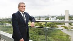 Vahan Agopyan, reitor e Antonio Carlos Hernandes, vice-reitor – Gestão 2018 a 2022