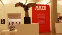 """Exposição """"Arte Brasileira"""" no MAC. Foto: Marcos Santos/ USP Imagens"""