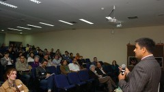 """Seminário Internacional """"A pegada hídrica e a sua aplicabilidade no setor público e privado"""""""