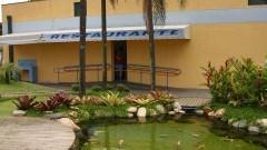 Fachada de restaurante do Campus de Bauru. Foto: Marcos Santos/USP Imagens