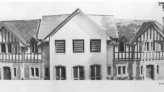 Palacete Jorge Street (1938), antiga sede dos cursos de Química (IQUSP) e História Natural. Foto: Acervo CAPH / FFLCH
