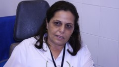 Dra. Beatriz Costa, Divisão de Saúde Auditiva/ Centrinho. Foto Marcos/ USP Imagens